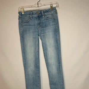 American Eagle Jeans Girls Size 0